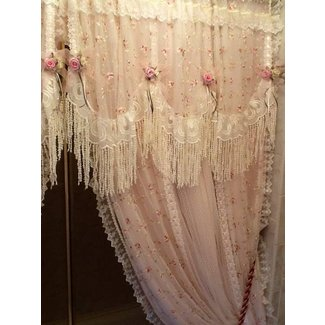 Shabby Chic Shower Curtains Ideas On