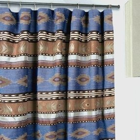 Southwestern shower curtain 5