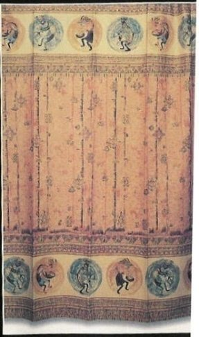 Southwestern shower curtain 7