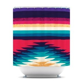 Southwestern shower curtain 8