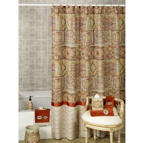 Best Southwestern Shower Curtain