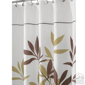 Stall size shower curtains 2