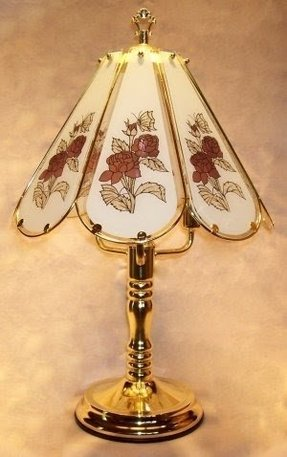 Gold Ceiling Lamp Shade