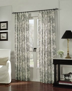 Toile Shower Curtain Foter