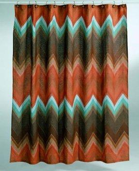 Western Shower Curtain Hooks 27