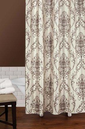 Damask Shower Curtain - Foter