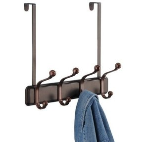 Over Shower Door Towel Rack Foter