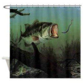 Fish Shower Curtain Foter
