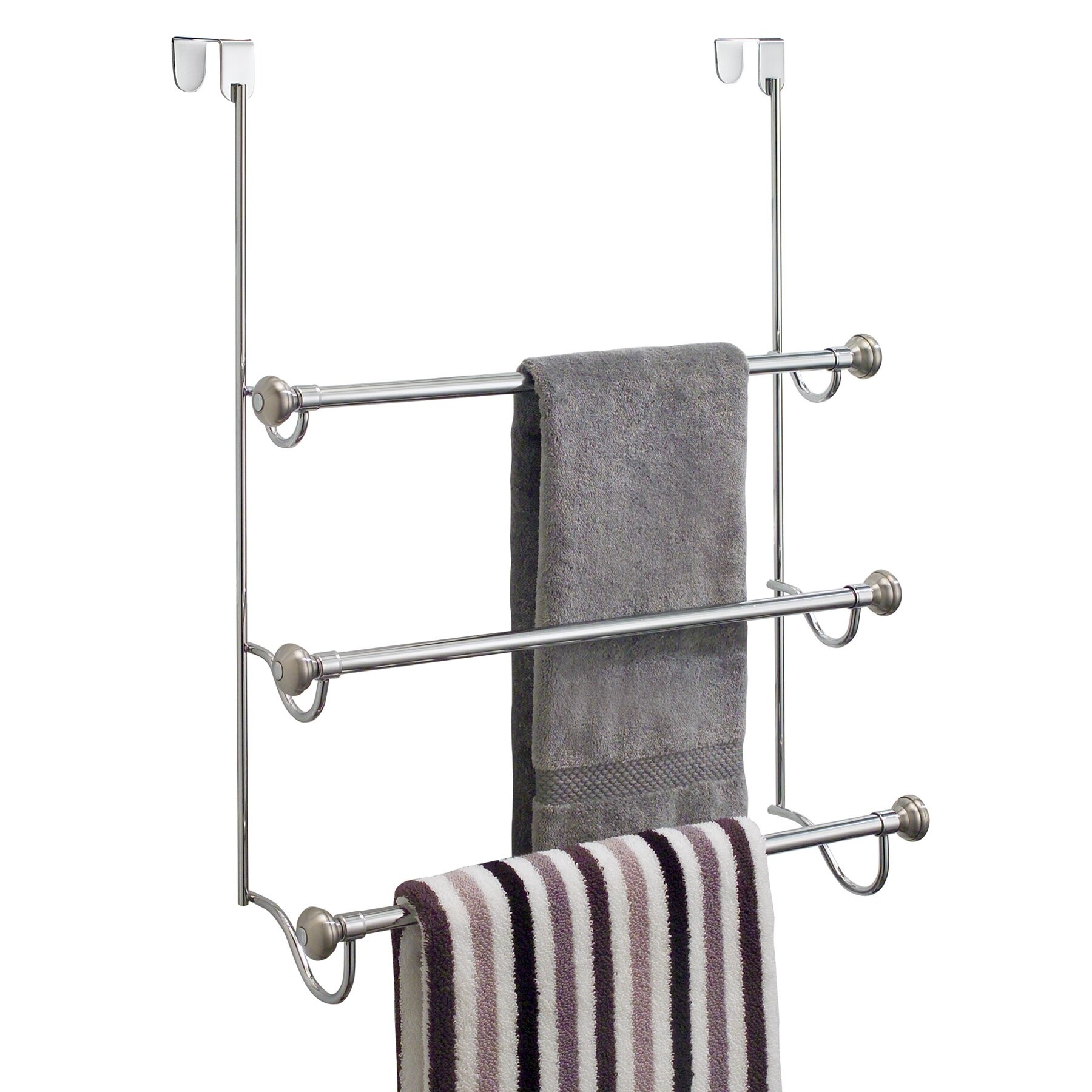 Bathroom Door Towel Hanger