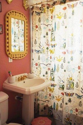 Best Shower Curtains Birds