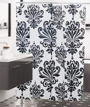 black and turquoise shower curtain. Black Shower Curtain Hooks 27 Shower Curtain Hooks  Foter