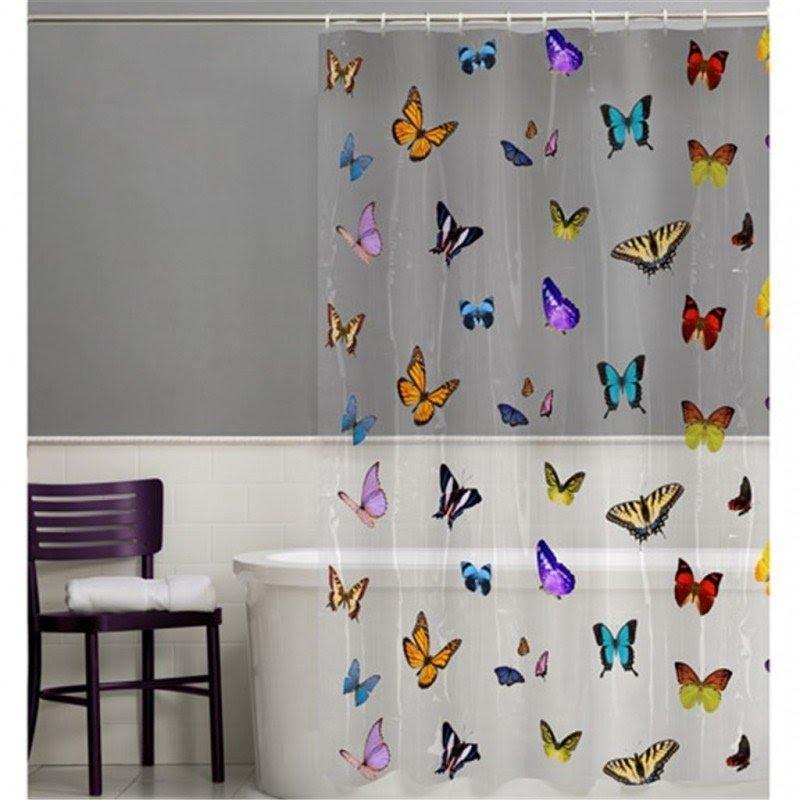 Best Butterfly Shower Curtain Hooks