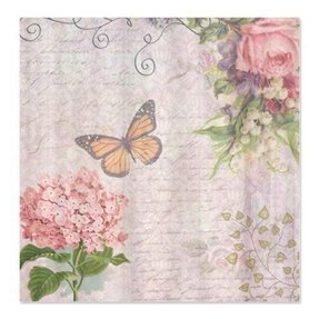 Butterfly Shower Curtain Hooks 34