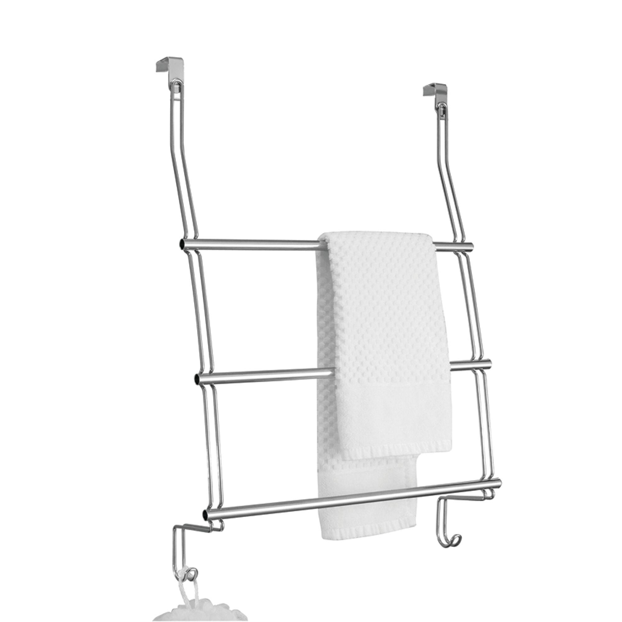 Classico Over The Shower Door Towel Rack Wayfair