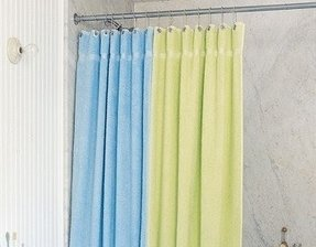 Cloth Shower Curtain