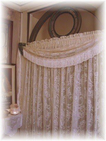 Cottage Victorian Shower Curtain 1