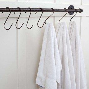Decorative Shower Curtain Hooks 4