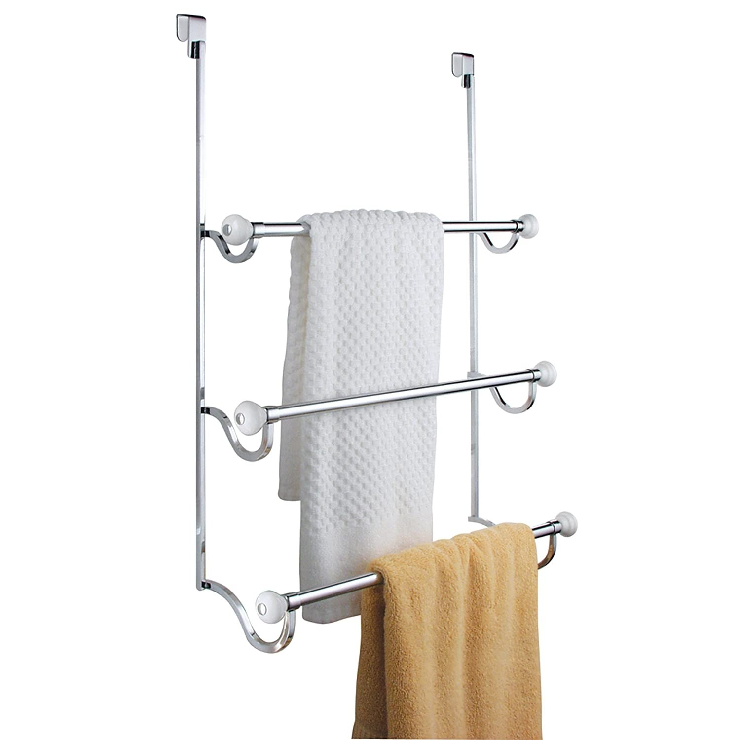 Door Towel Racks For Bathrooms