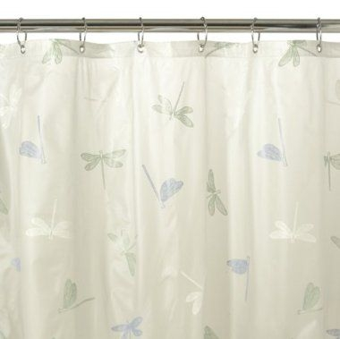 Dragonfly Shower Curtain 15