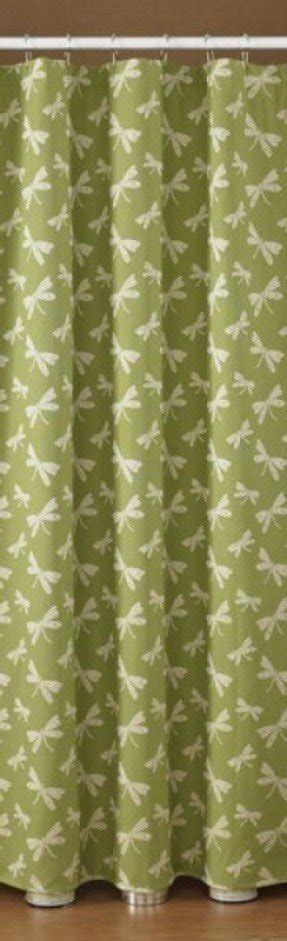 Dragonfly Shower Curtain 4