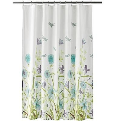 Best Dragonfly Shower Curtain