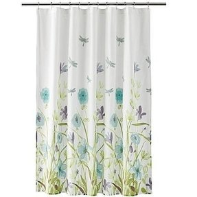 Dragonfly Shower Curtain 7