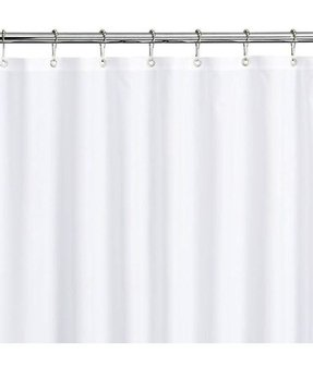 Extra Wide Shower Curtain Liner 1