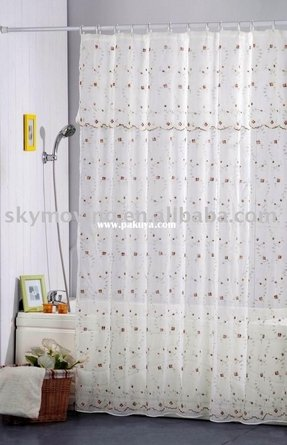 Extra Wide Shower Curtain Liner - Foter