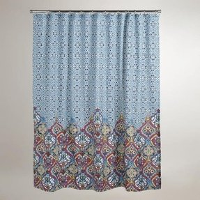 Exotic Shower Curtains
