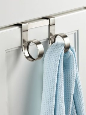 Over Shower Door Towel Hooks
