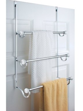 Over The Door Towel Racks For Bathrooms
