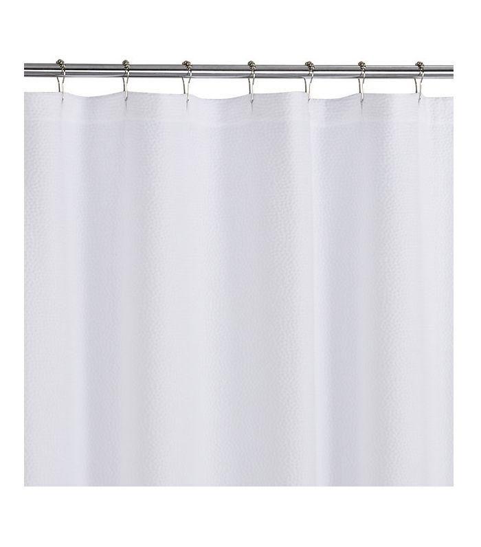 Pebble Matelasse Shower Curtain 69 95 At Crate And Barrel