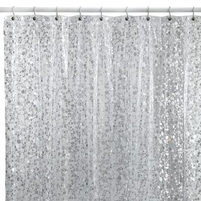 Pebble shower curtain 2