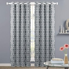 Pebbles PEVA Shower Curtain