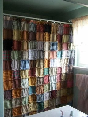 Primitive Shower Curtains Foter