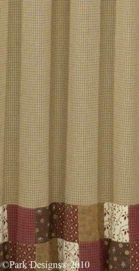 Primitive Shower Curtains - Foter