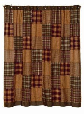 Primitive Shower Curtains 2
