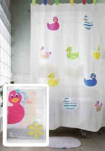 Rubber Duck Bathroom Set