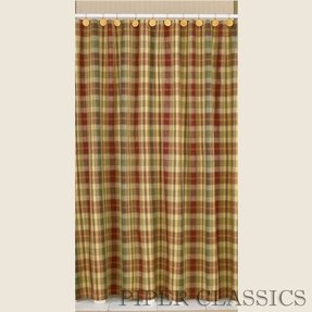 Country Plaid Shower Curtains Ideas On Foter