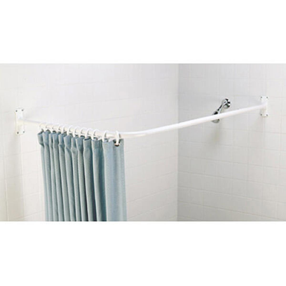 Ordinaire Shower Curtain Rod Holders