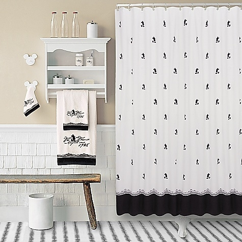 Shower Curtain Vintage