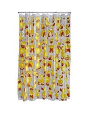 duck shower curtain foter