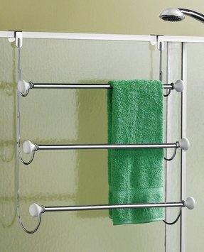 Shower Door Towel Bar