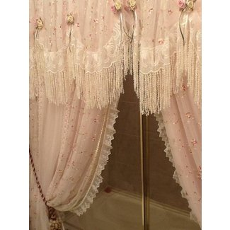Curtain Panels With Trim