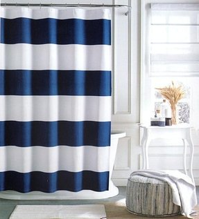 Tommy Hilfiger Shower Curtain 3