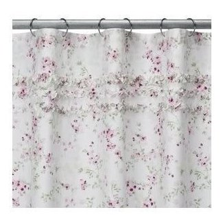 Victorian Shower Curtains Bathroom