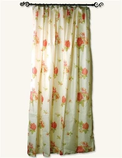 Charmant Victorian Style Shower Curtains