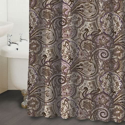 Genial Waverly Fabric Shower Curtains