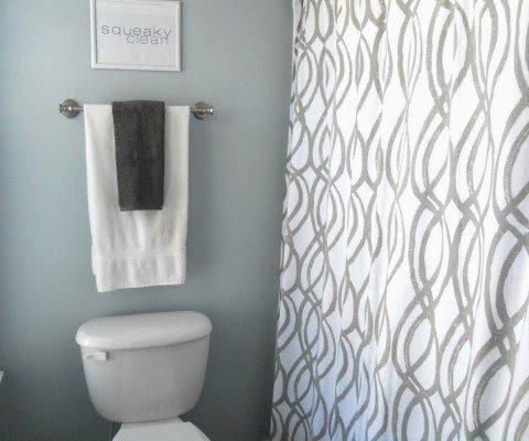 West Elm Shower Curtains 1
