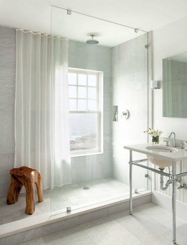 bathroom window shower curtains ideas on foter rh foter com bathroom shower window curtains bathroom shower window treatments